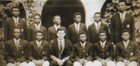 School Prefects in 1966