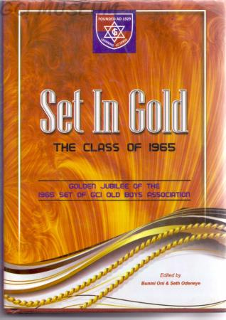 Set In Gold: A 1965 Class Set 50th Anniversary Publication