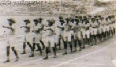 GCI Cadet Corps in the '60s.