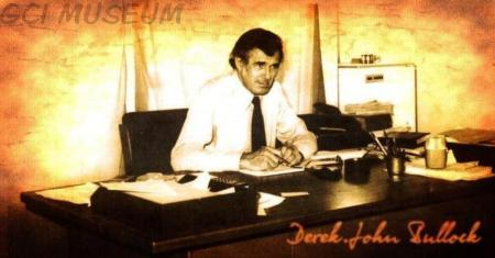 Dereck John Bullock
