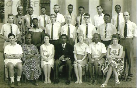 Talabi Esubiyi of GCI