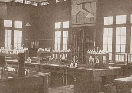 GCI Science Laboratory