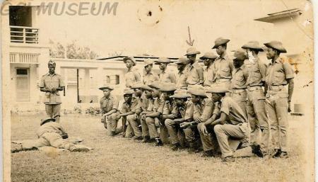 GCI Cadet of Old
