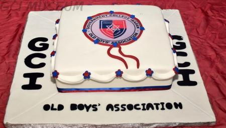 GCIOBA-Lagos Branch 2018 Annual Luncheon Cake