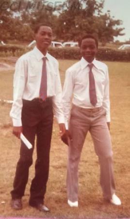 Goke Omigbodun (1975) and Kola Ayeye (1975 Swanston)