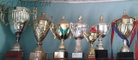 Trophies,GCI,Inter School Competition