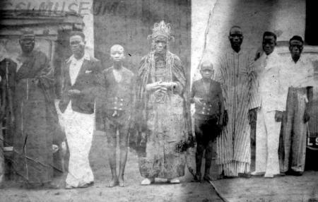 Ojomo Edward Ogbemudia (061, 1930)