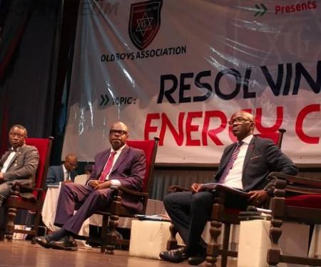 Ifeoluwa Oyedele, Falade Adegbite and Adebayo Adenrele