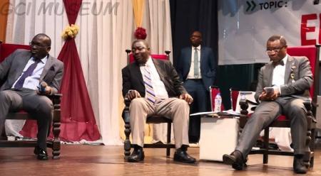 Seun Abimbola, Ife Oyedele. Seye Arowolo and Adeyemo Babatunde