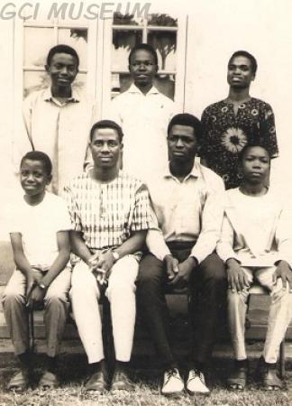 Swanston House Royal Family of 1968