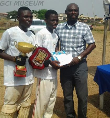 Abayomi Oke, GCI, Cricket, Ibadan, GCIOBA,