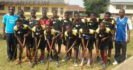 GCI Hockey Team, Siyanbola Yemi, Quandragular Hockey Competition