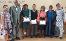 Dereck John Bullock Foundation Awards GCI Teachers