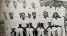 GCI Cricket Team XI 1966