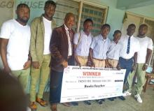 Government College Ibadan Wins The JDPC Child's Right Oriented Competition