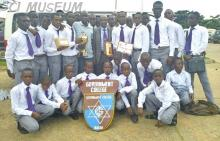 GCI Wins 2018 Oyo State Children's Day March Past Competition