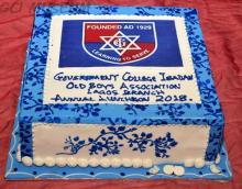 GCIOBA-Lagos Branch 2018 Annual Luncheon Cake II