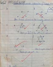 Rotimi Jaiyesimi (1966) Maths Script in 1966 at GCI