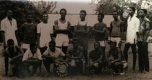 The Junior Football Team of Swanston House of 1971.