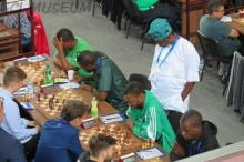 Lekan Adeyemi (1982) Elected as Vice President of World Chess Federation