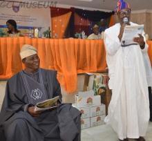 Olufemi Oduntan (Field, 1962) Wins GCIOBA-Lagos Branch Merit Award
