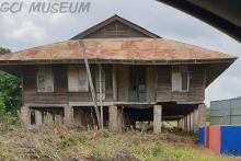 Pa Olukoya's former house