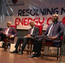 Falade Olanrewaju Adegbite, Adebayo Adenrele and Babatunde Adeyemo