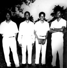 Swanston House Boys of late 1960s.