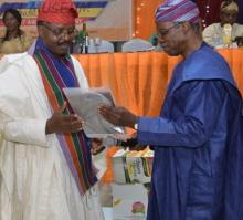 Yomi Akinyeye Wins GCIOBA-Lagos Branch Merit Award 2018